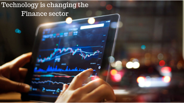 How technology is changing the finance sector?